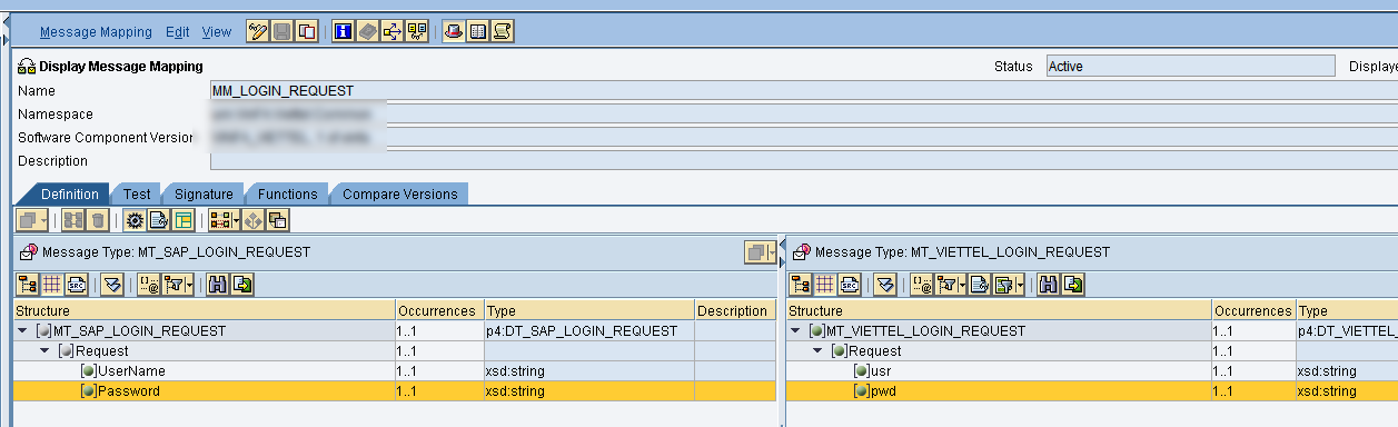 SAP PO: Webservice with SOAP sender and REST Receiver